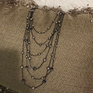 Kenneth Cole illusion necklace